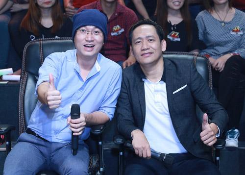 Ngô Kiến Huy ngượng chín mặt vì bị Trường Giang chê trên TV - 8