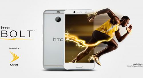 Ra mắt HTC Bolt thiết kế đẹp, chống nước - 1