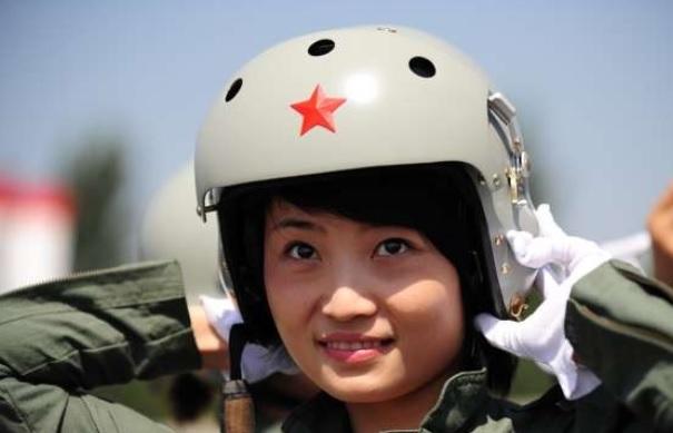 Đằng sau vụ nữ phi công chiến đấu cơ J-10 của TQ tử nạn - 2