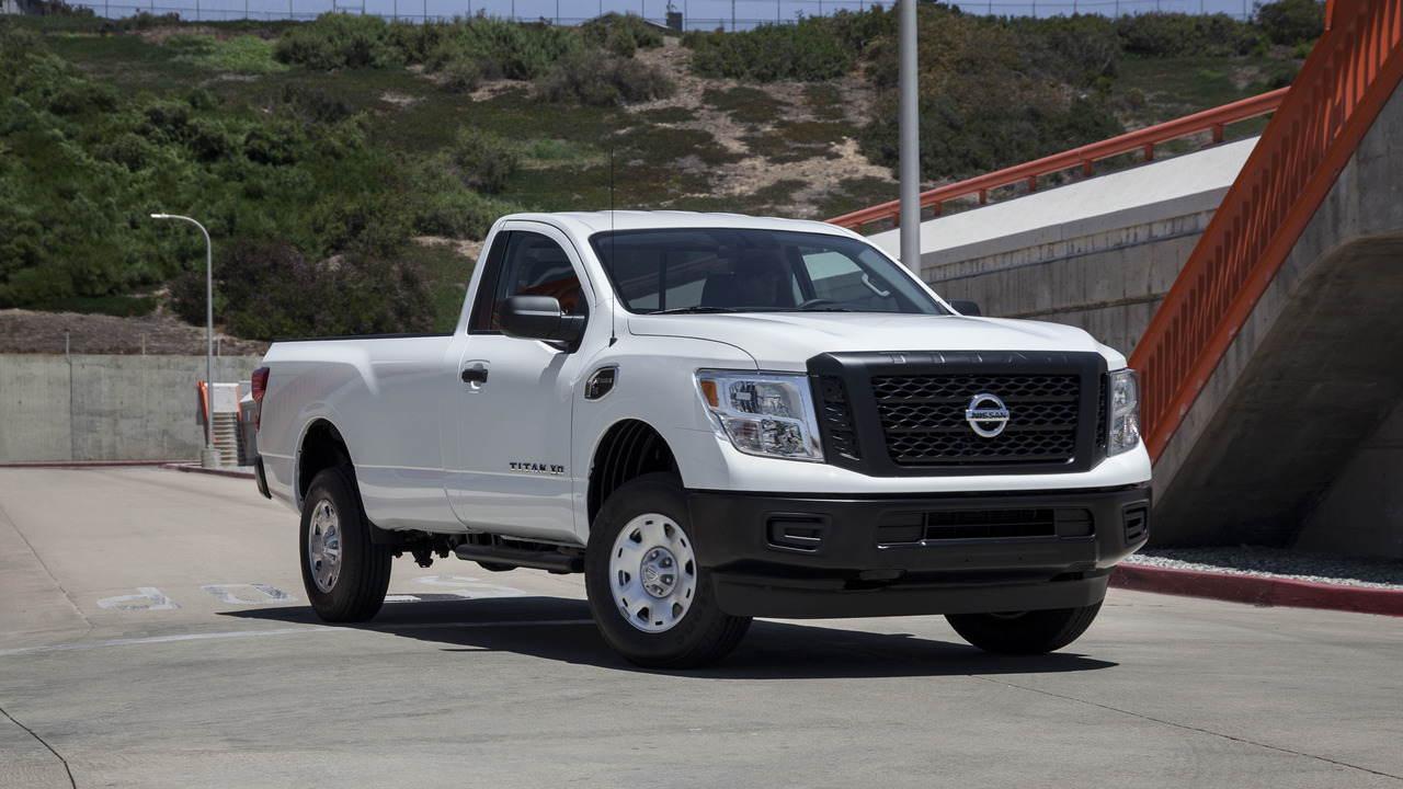 Nissan chính thức chốt giá Titan Single Cab 2017 - 8