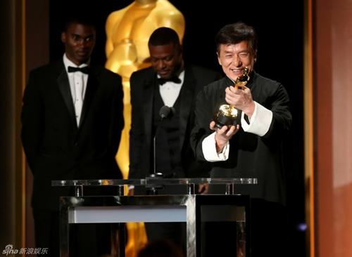Sau nửa thập kỉ đóng hơn 200 phim, Thành Long cũng có giải Oscar - 5