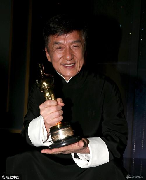 Sau nửa thập kỉ đóng hơn 200 phim, Thành Long cũng có giải Oscar - 7