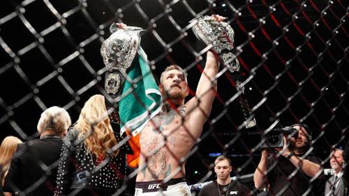 """UFC: """"Kẻ hủy diệt"""" coi trình độ """"Gã điên"""" như """"gà"""" - 1"""
