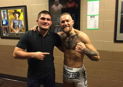 """UFC: """"Kẻ hủy diệt"""" coi trình độ """"Gã điên"""" như """"gà"""" - 2"""