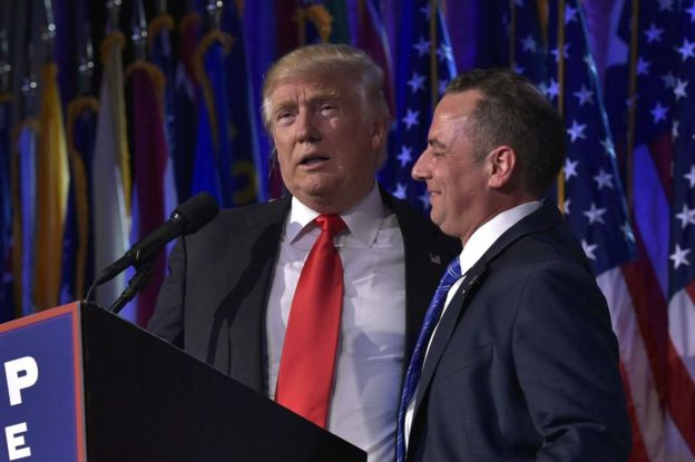 Donald Trump chỉ định 2 chức vụ quan trọng đầu tiên - 1
