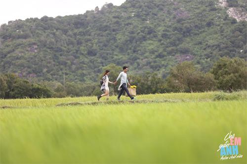 """Cảnh phim không thua kém phim Hàn của """"cô bé trà sữa"""" Jun Vũ - 9"""
