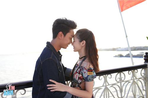 """Cảnh phim không thua kém phim Hàn của """"cô bé trà sữa"""" Jun Vũ - 3"""