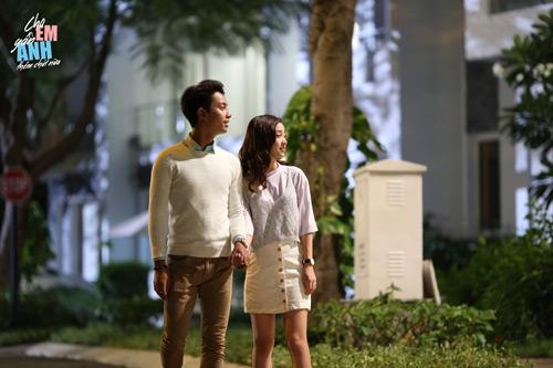 """Cảnh phim không thua kém phim Hàn của """"cô bé trà sữa"""" Jun Vũ - 12"""