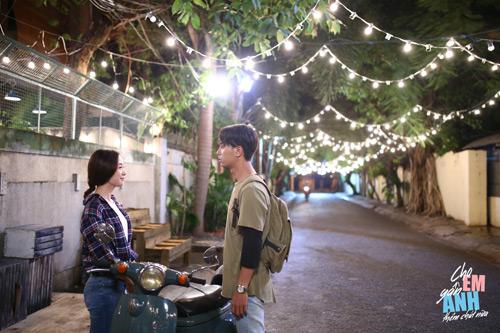 """Cảnh phim không thua kém phim Hàn của """"cô bé trà sữa"""" Jun Vũ - 10"""