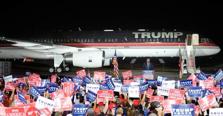 Trump chê Không lực Một, muốn dùng máy bay dát vàng? - 2