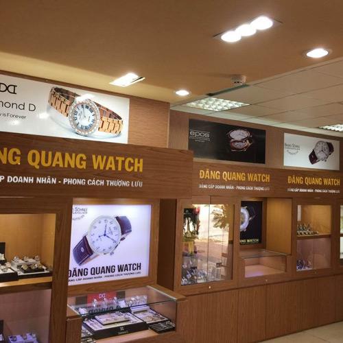 """""""Mua đồng hồ  – Trúng thưởng 50 triệu"""" với Đăng Quang Watch - 1"""