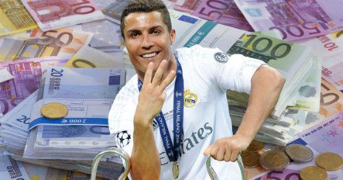Lập kỷ lục thu nhập, Ronaldo sắp thành tỷ phú USD - 1