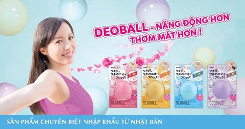 Có gì trong DeoBall- quả bóng thần kỳ từ Nhật Bản? - 1