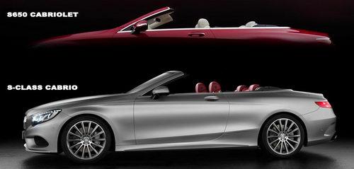Mercedes-Maybach S650 mui trần siêu sang lộ diện - 1