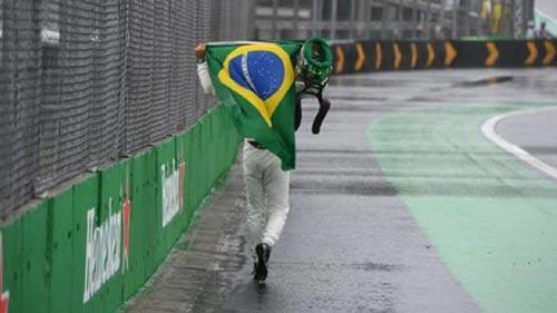 F1, Brazilian GP: Hiệp 1 của trận chung kết - 2