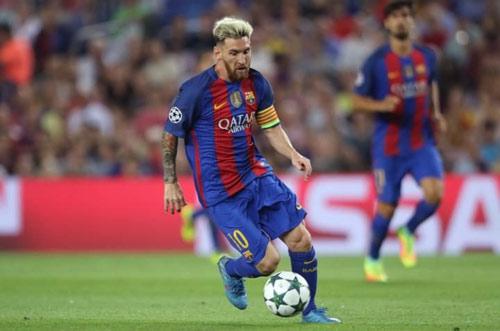 Rê bóng ở La Liga: Neymar số 1, đầy ắp SAO Atletico - 1
