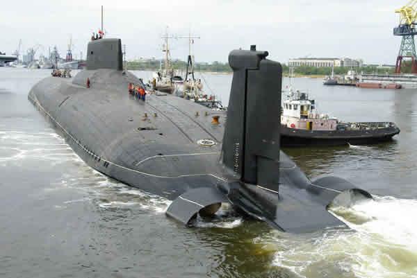 Siêu tàu ngầm hạt nhân Nga đủ sức hủy diệt cả quốc gia - 1