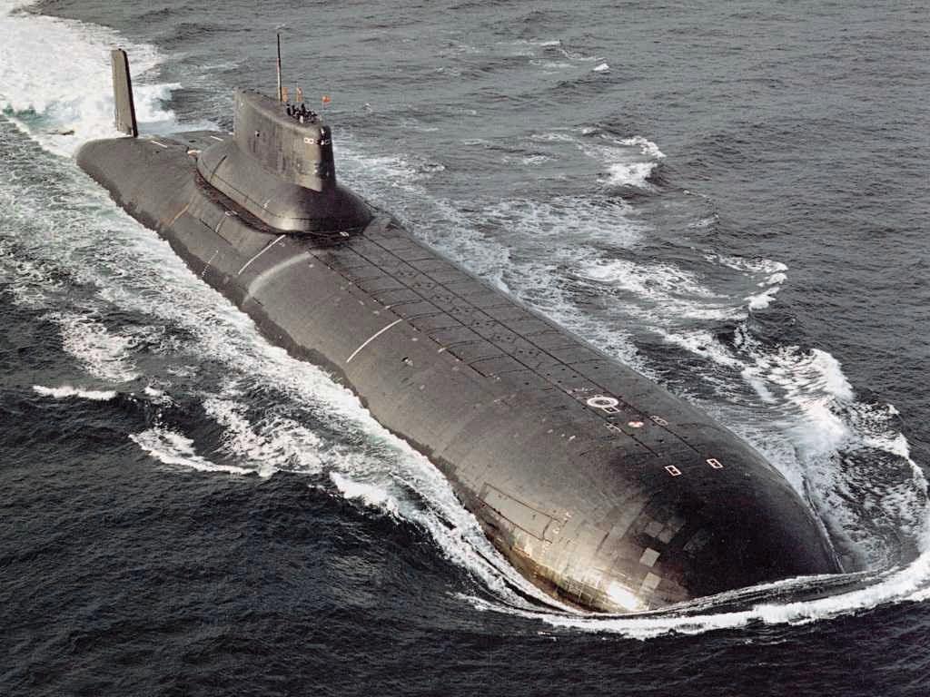 Siêu tàu ngầm hạt nhân Nga đủ sức hủy diệt cả quốc gia - 2