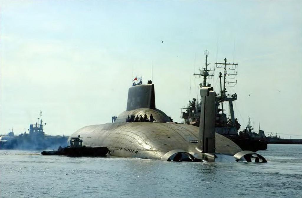 Siêu tàu ngầm hạt nhân Nga đủ sức hủy diệt cả quốc gia - 3