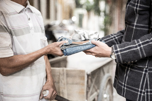 Khó tin: Bạn có thể đổi Jeans cũ lấy Jeans mới ở Hà Nội! - 5