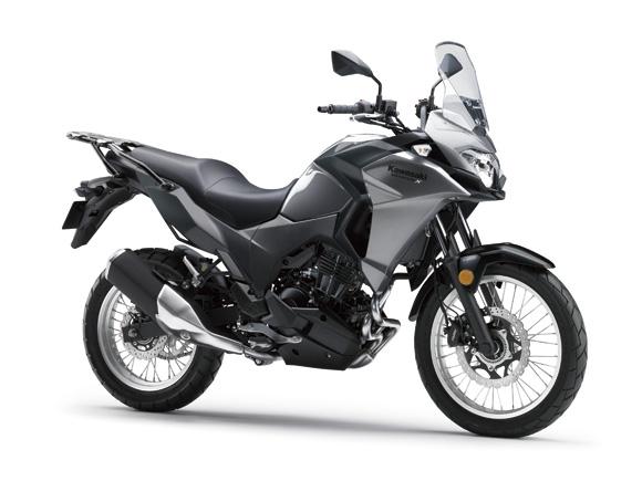 Ra mắt Kawasaki Versys-X 250 2017 phong cách thể thao - 4