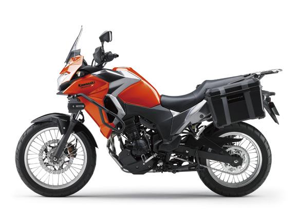 Ra mắt Kawasaki Versys-X 250 2017 phong cách thể thao - 6