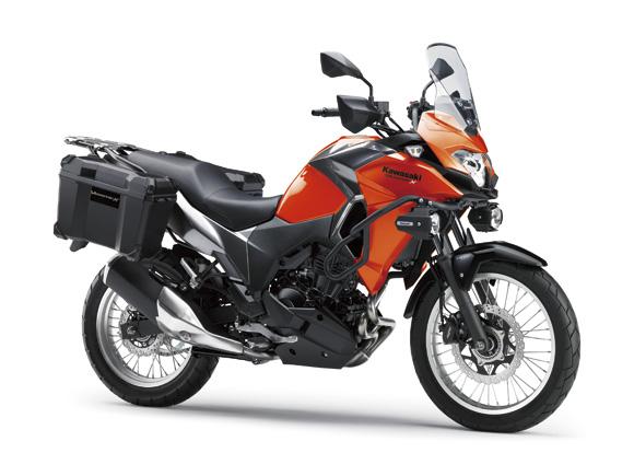 Ra mắt Kawasaki Versys-X 250 2017 phong cách thể thao - 2