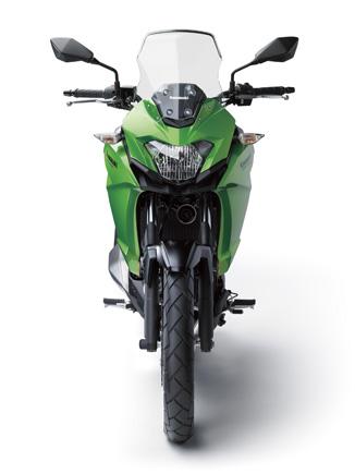 Ra mắt Kawasaki Versys-X 250 2017 phong cách thể thao - 3