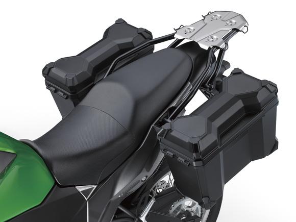 Ra mắt Kawasaki Versys-X 250 2017 phong cách thể thao - 8