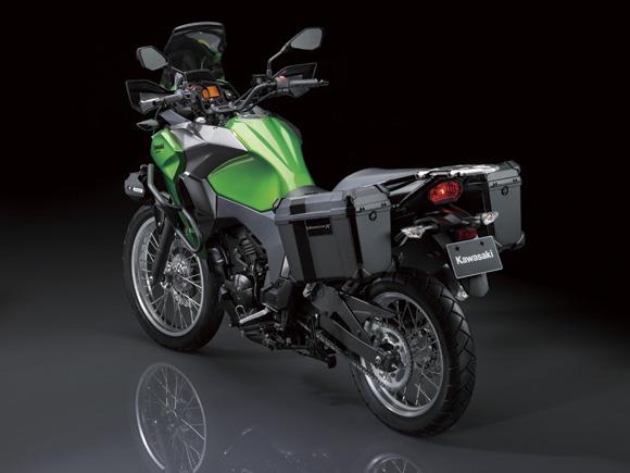 Ra mắt Kawasaki Versys-X 250 2017 phong cách thể thao - 5