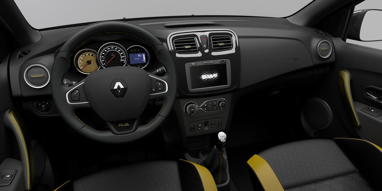 Renault trình làng Sandero RS Grand Prix và Duster Extreme Concept - 5