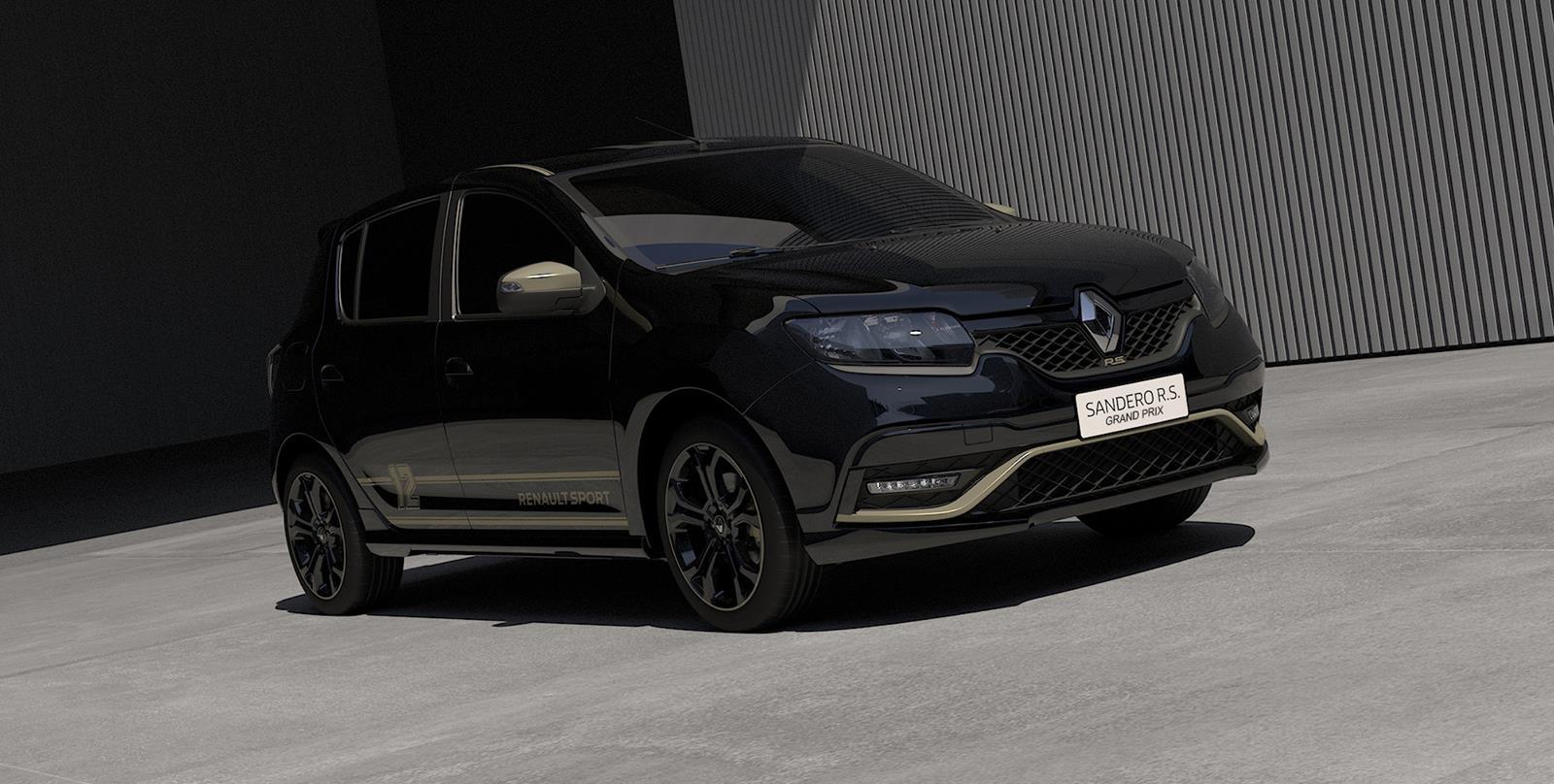 Renault trình làng Sandero RS Grand Prix và Duster Extreme Concept - 1