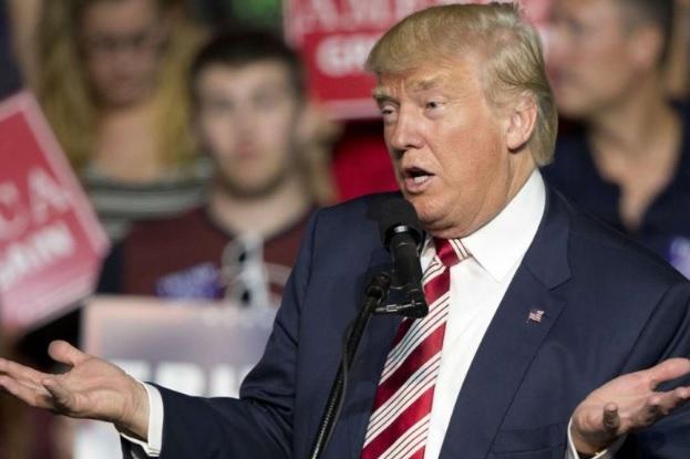Vì sao Trump không toàn quyền làm chủ tên của mình ở TQ? - 1