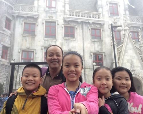 Đức Hải chia sẻ về việc nuôi dạy 4 người con - 3