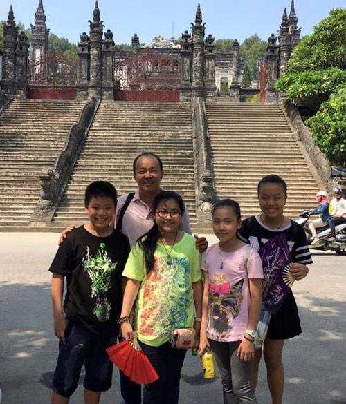 Đức Hải chia sẻ về việc nuôi dạy 4 người con - 2