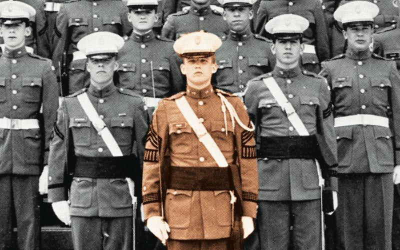 Từ cậu bé Trump hung hăng đến ngôi sao học viện quân sự - 1