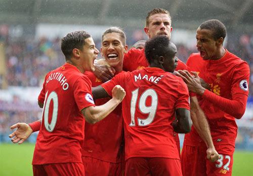 Tin HOT bóng đá tối 14/11: Liverpool ứng viên số 1 vô địch NHA - 1