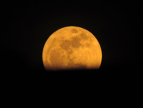 Chiêm ngưỡng siêu trăng lớn nhất trong 68 năm tại Việt Nam - 1