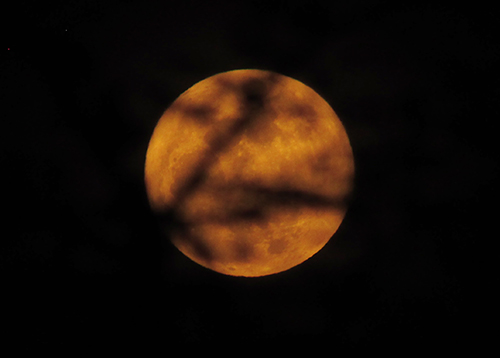 Chiêm ngưỡng siêu trăng lớn nhất trong 68 năm tại Việt Nam - 4