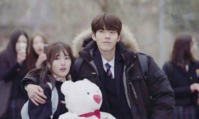 """Bạn gái Lee Min Ho kết đôi """"nam thần truyện tranh"""" - 2"""