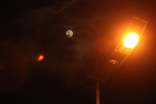 Chiêm ngưỡng siêu trăng lớn nhất trong 68 năm tại Việt Nam - 12