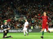 """Bóng đá - Bồ Đào Nha - Latvia: Ronaldo và quả 11m """"mở khóa"""""""