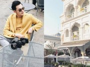 """Ca nhạc - MTV - Khám phá """"nhà"""" đẹp nhất Vbiz của hoàng tử Quang Vinh"""