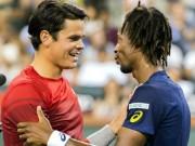 Thể thao - Raonic - Monfils: Chiến thắng quan trọng
