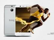Dế sắp ra lò - Ra mắt HTC Bolt thiết kế đẹp, chống nước