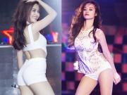 Ca nhạc - MTV - Nữ ca sĩ Việt diện đồ diễn như nội y trên sân khấu
