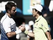 Thể thao - Chi tiết Wawrinka - Nishikori: Phong độ thăng hoa (KT)