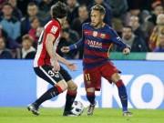 Bóng đá - Rê bóng ở La Liga: Neymar số 1, đầy ắp SAO Atletico