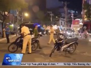 Tai nạn, 3 người văng xuống đường, 1 người chết