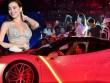 Hồ Ngọc Hà mượn siêu xe 15 tỷ của Cường đôla?